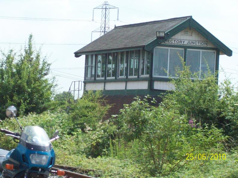 Rectory Junction Signal Box