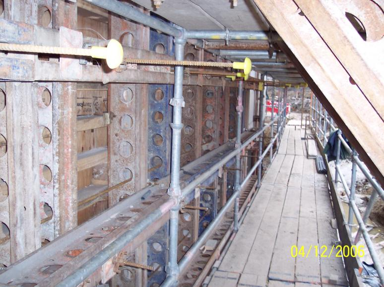RMD's set up with portal bearings in the ties