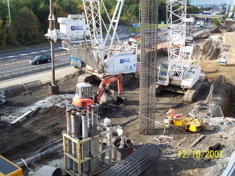 Expanded Piling