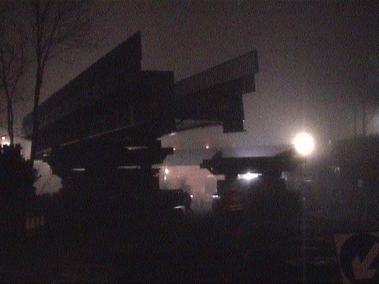 Bridge and transporters in the fog