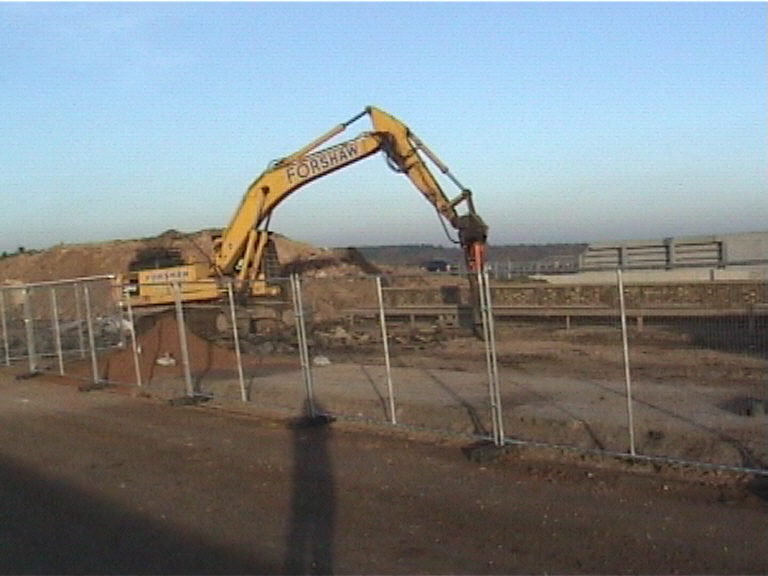 WFL Starting on site